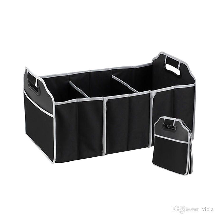 Plegable Organizador Juguetes Estilo Del Cubos Cesta Coche Automóviles Herramientas Almacenamiento Bolsas De La Tronco Cajas E2H9WDIY