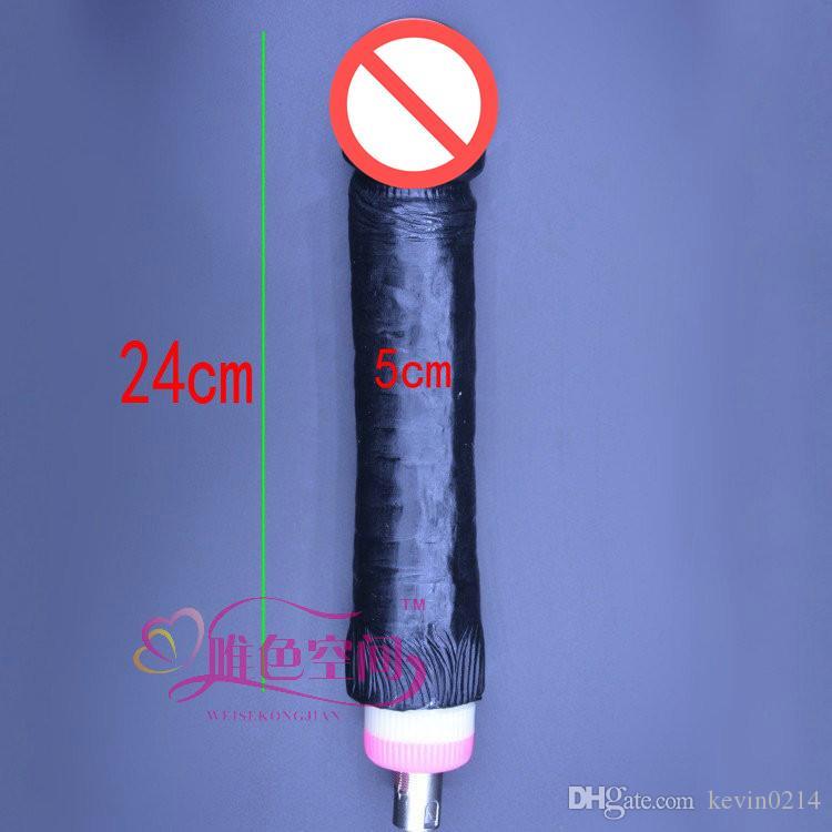 24*5cm X-Large Dildo Realistic Penis Female Masturbation Vibrator Sex Machine Accessories Sex Toy for Women E5-2-34