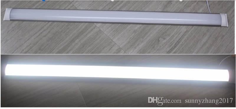 5피트 Led 빛 1,500mm 150cm 정제 조명기 램 45W 주도 관 주도 클리닝 형광등 110V 220V, / 로트를 발광체