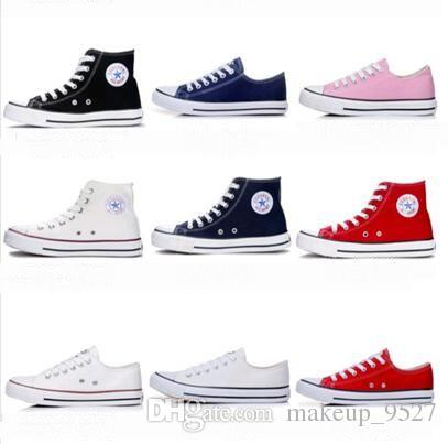 f4907633066 NEW Star High-quality Classic Low-Top & High-Top Canvas Casual Shoes ...
