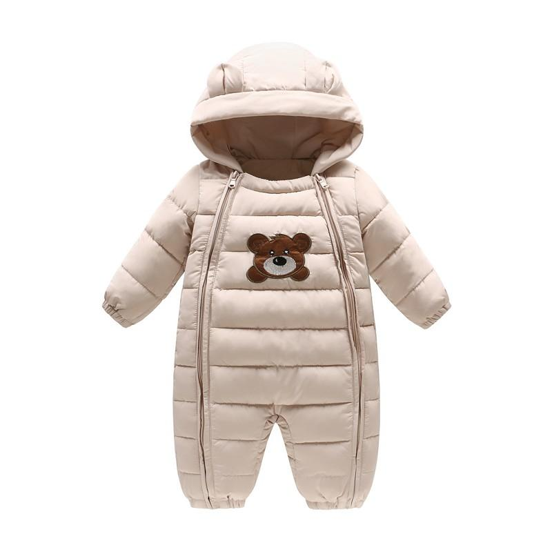 32c613d4e 2019 6 24M Baby Winter Newborn Clothing Baby Boy Clothes Thickening ...