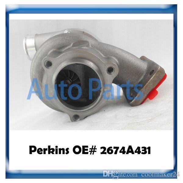 Turbocharger GT2556 Perkins Industrial 2674A431 754127-5001S 754127-0001