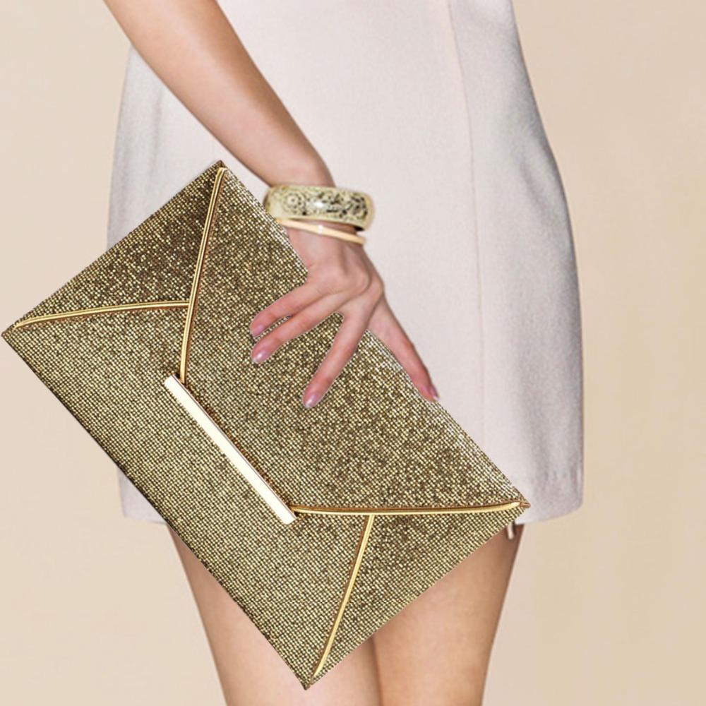 Winmax Neue Design Mode Abendtaschen Party Clutch Handtaschen Geldbörsen Weibliche PU Pailletten Haspe Envelop Taschen Frauen Kleine Handtaschen