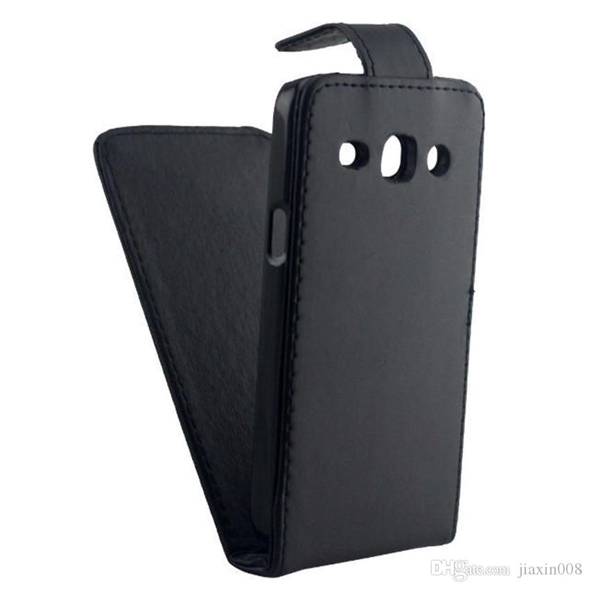 Phone Bags Cover For Samsung Galaxy Core Plus G350 phone case Back coque PU leather Flip Vertical Up-Down Open skin pouch