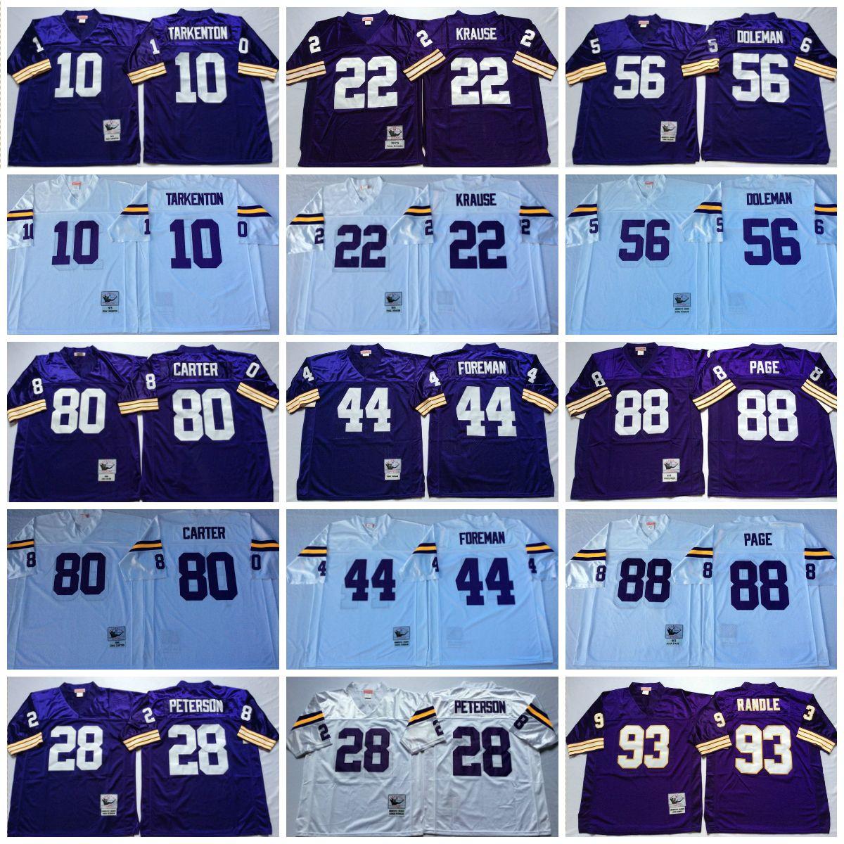 buy online 0e392 86d92 56 chris doleman jersey manufacturing