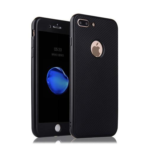 luxury Ultra-thin 360 Degree TPU Full Cover Protective Case for iPhone 7 7plus 6 6S 6Plus 5S shockproof Case Stock