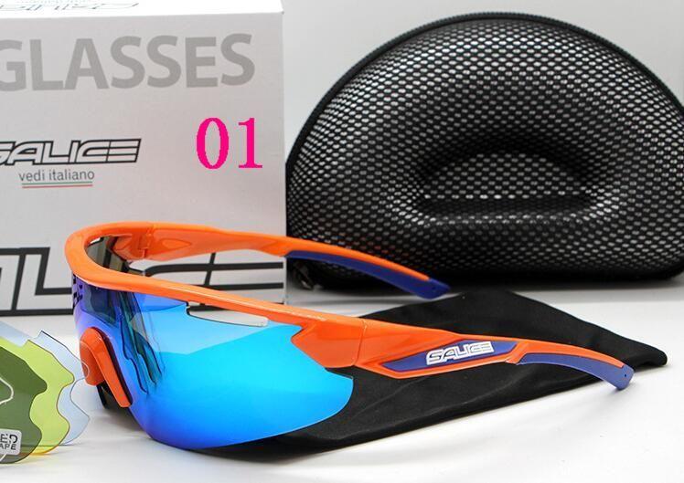 4bf1135b0c 2019 New SALICE Unisex 5 Lens Road Race Cycling Eyeweay Bicycle Glasses  Cycling Eyewear Men Sunglasses From Huangpanpan2015
