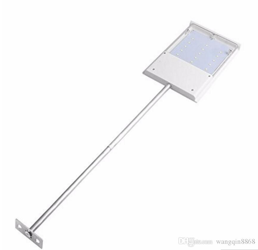 15 개의 LED 태양 빛 옥외 LED 태양 광 정원 조명 PIR 바디 모션 센서 태양 광 투광 램프 스포트 라이트 램프 전구를 구동