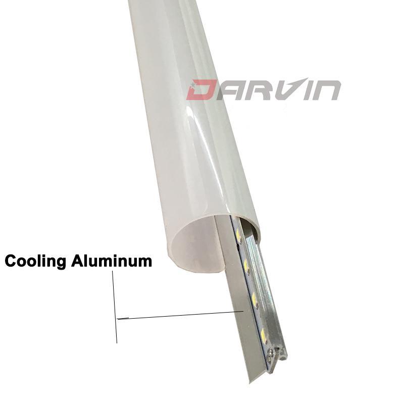 Led 빛 T8 방수 LED 튜브 라이트는 1,200mm 18W IP65 방수 SMD2835 AC85-265V 형광등, 연습장 / 부지를 4 피트