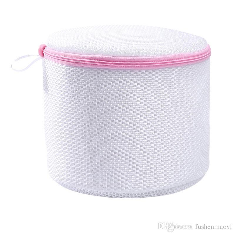 메쉬 세탁 세탁 가방 3 팩 란제리, 델리 케이트 및 브래지어를위한 대형, 중형, 소형 지퍼 세탁기 가방