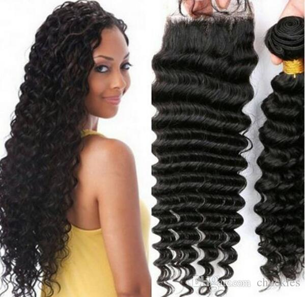 Cheap on sale brazilian remy weave unprocessed hair bundles virgin cheap on sale brazilian remy weave unprocessed hair bundles virgin human hair extensions natural black deep wave kinky curly hair black hair weave styles pmusecretfo Choice Image