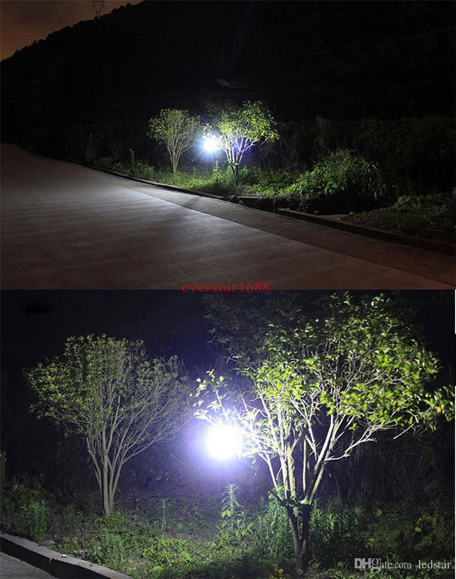 Güneş Enerjili Fan Taşınabilir USB Telefon Şarj LED Işık Ile Katlanabilir El Feneri El Fener Açık Kamp Yürüyüş Lambası