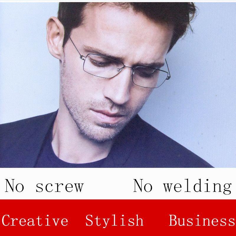 Compre Nuevo Al Por Mayor: Los Vidrios Eyewear Sin Rosca Creativos ...