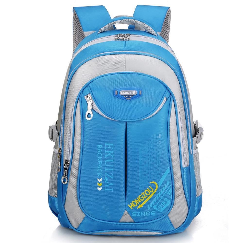 New Classic Boy Girl School Bag Big Capacity School Backpack Rucksack Children  Bag Pack For Kid Purses School Bags From Zhang66666 0520c00833231