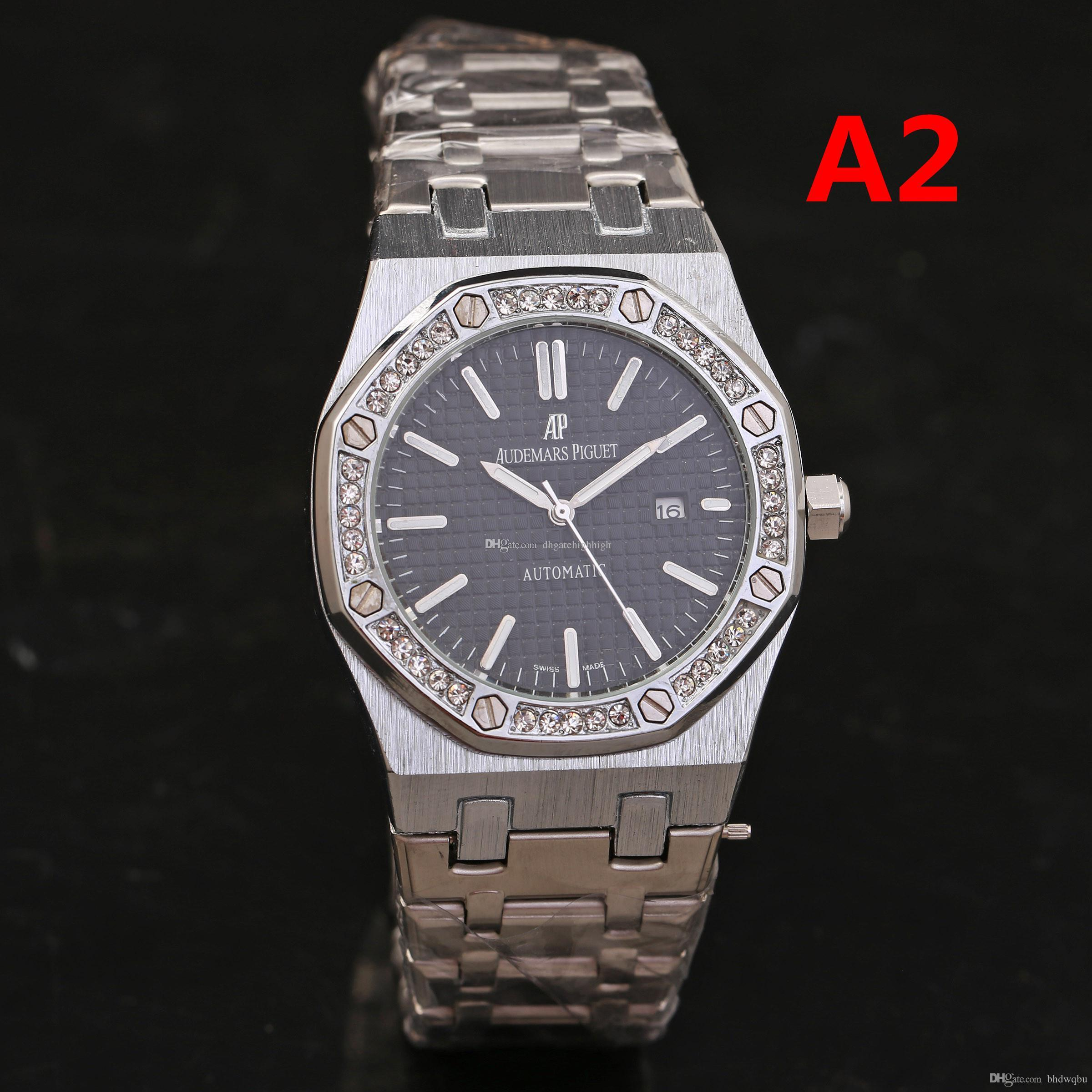 pre watches owned diamond ii p mens watch rolex steel datejust