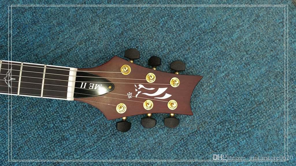 Оптовая электрическая гитара гриф оболочки инкрустация закрытые пикапы гитара на складе китайский ручной гитара Бесплатная доставка