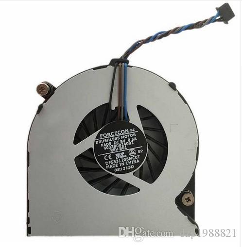 مروحة تبريد وحدة المعالجة المركزية الجديدة HP 4530S 6460B 8460P 8470P