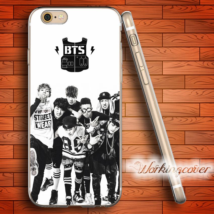 bts coque iphone 7 plus
