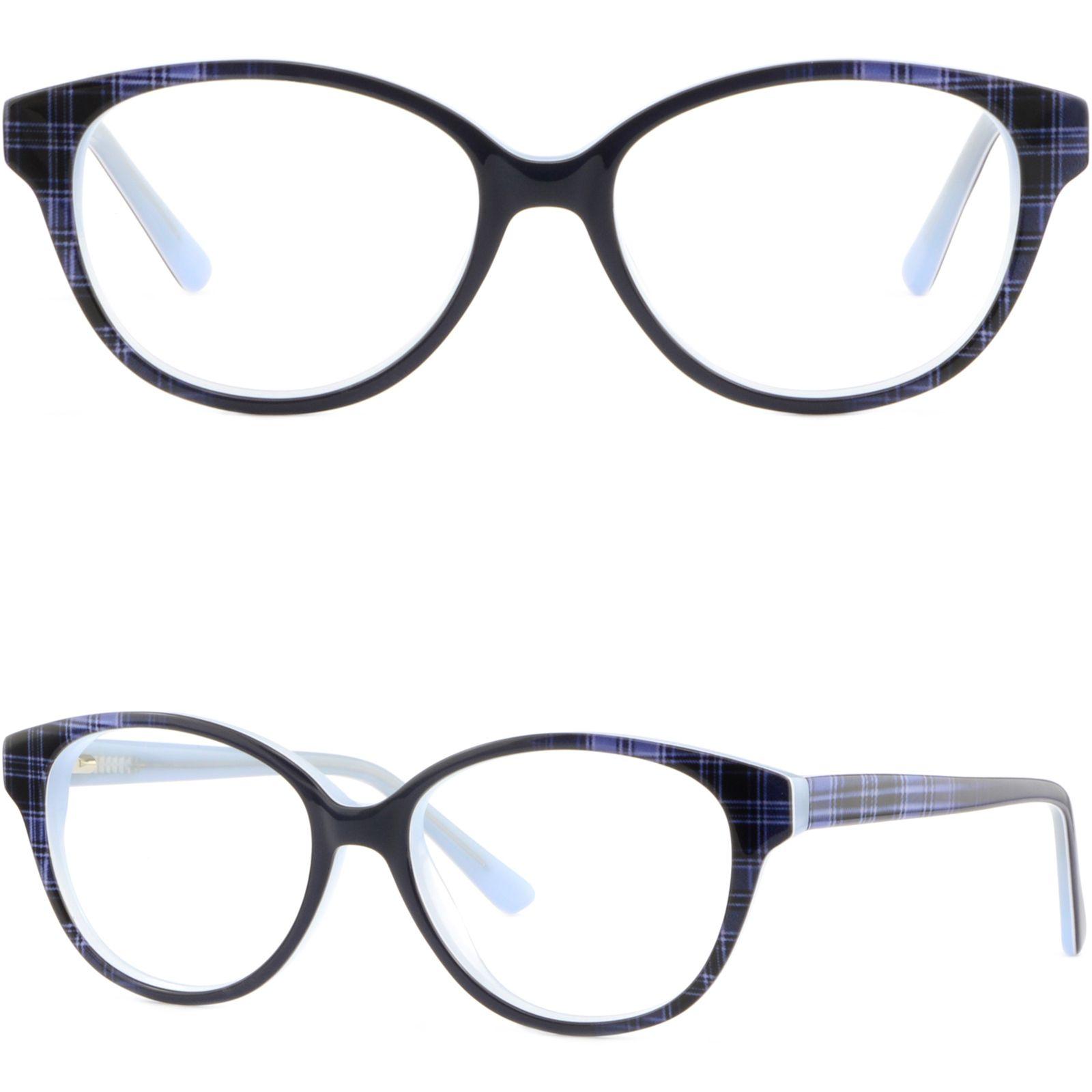 Compre Marcos De Plástico Para Mujeres Full Rim Gafas Graduadas Rx ...