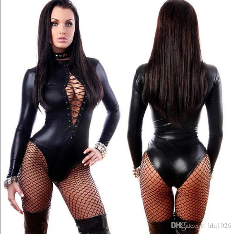 Latex woman sexy