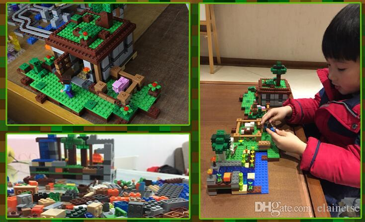 2020 Brand New DIY Building Block Toys 2X12 Studs Educational Toys