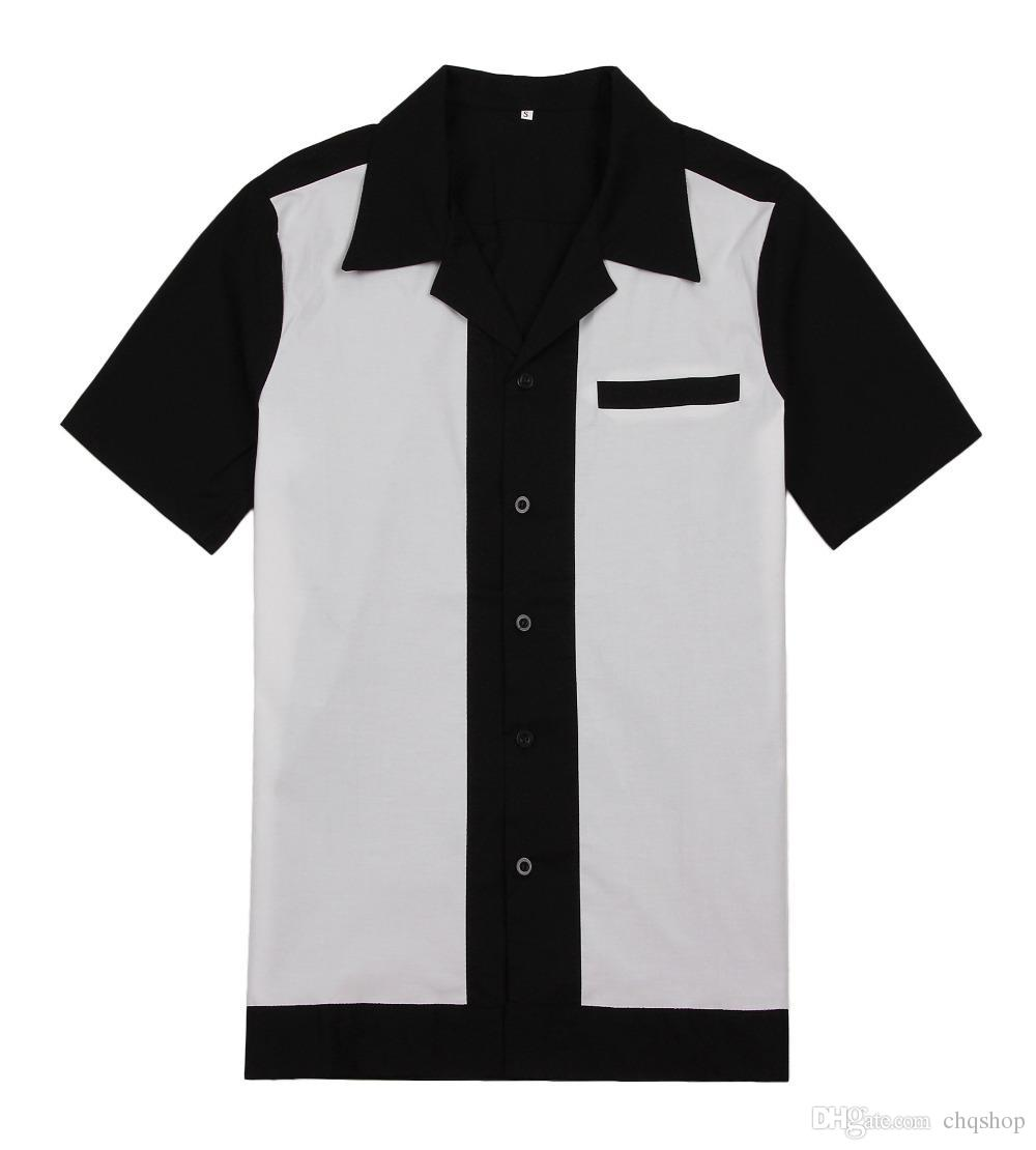 Compre Negro Retro Del Diseño Del Estilo De La Vendimia Dropshipping ...