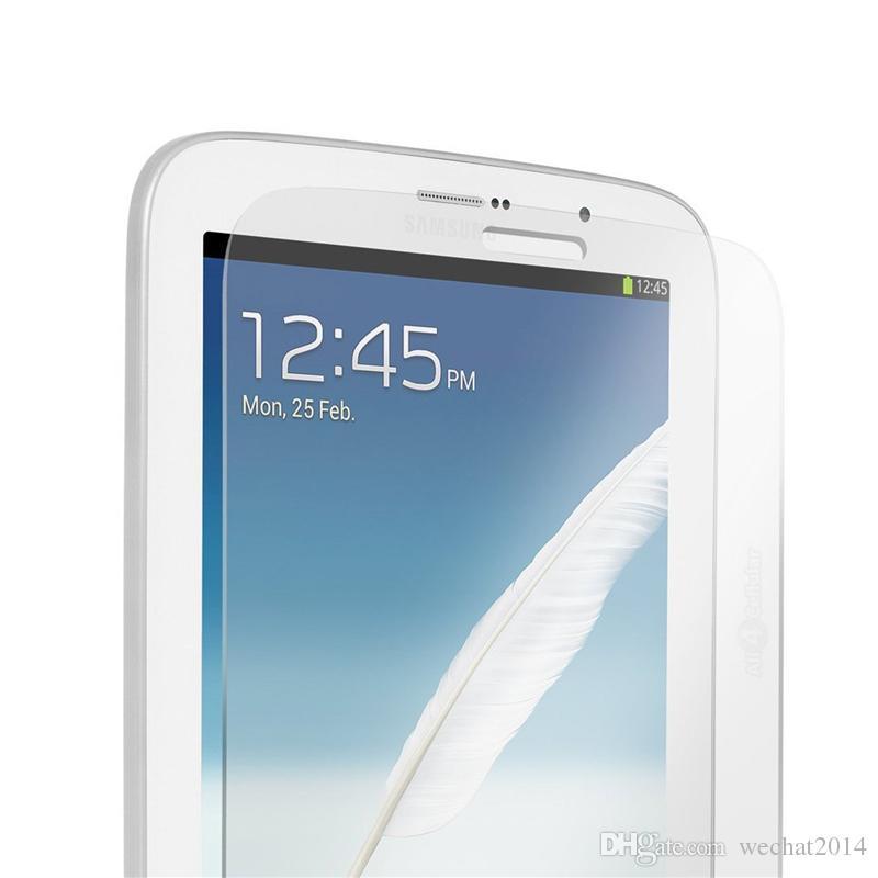 Explosion Proof 9h 0.3mm Skärmskydd Temperat glas för Samsung Galaxy Not 8.0 N5100 N5110 Inget paket