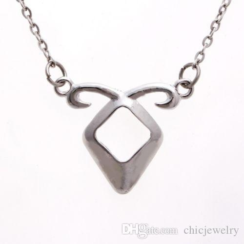 The Mortal Instruments City of Bones Angelic Power Rune Necklaces ... 7eb000c968d8