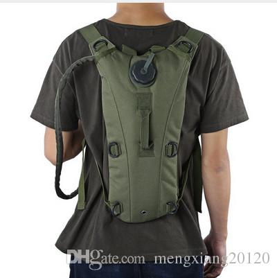3L Water Bag Bottle Pouch knapsack Tactical Kamp Hydration Backpack Camping Camelback Bicycle Canteen Packs Hiking Water Bags