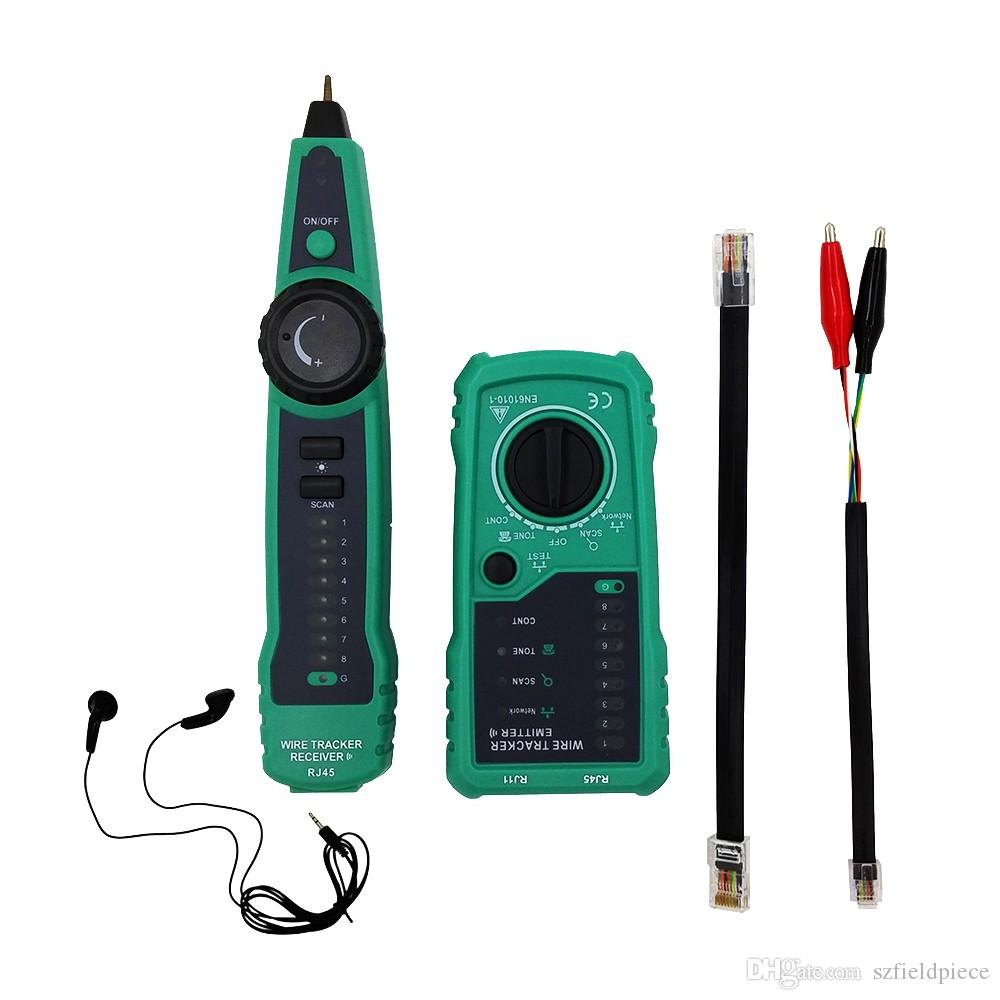 2018 Ptf869 Multifunction Wire Tracker Network Cable Tester ...