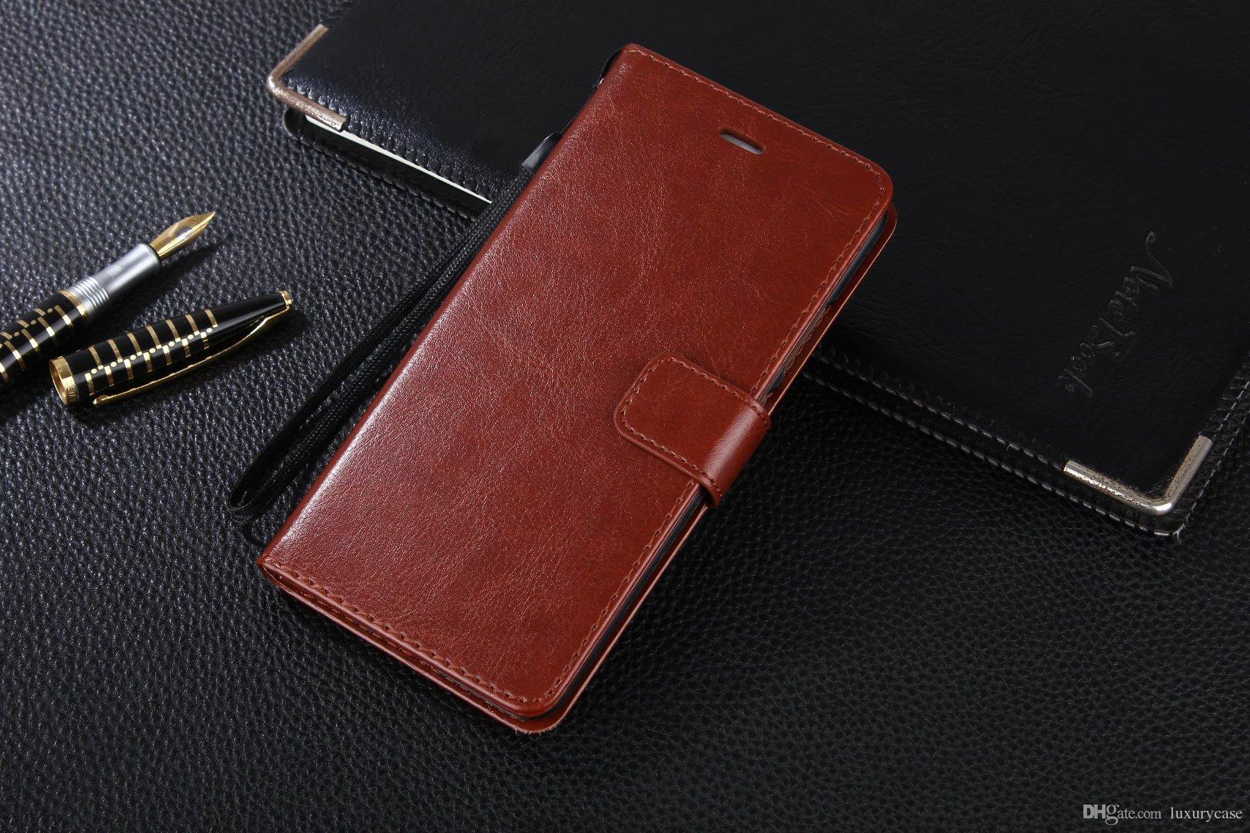Huawei P10 Custodia Portafoglio Cute Flip Cover Luxury Colorato Ultra-sottile Custodia in pelle originale Huawei Ascend P10