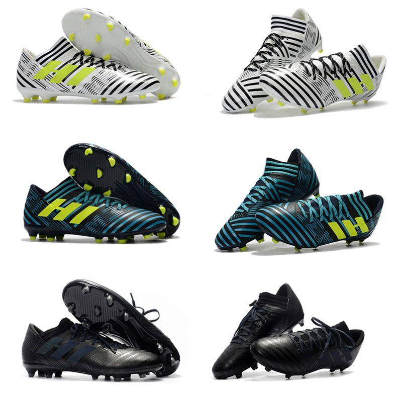 19e3c5117 2019 Original Mens Football Boots NEMEZIZ 17.1 FG Soccer Shoes Tango 17.3 IC  TF Messi NEMEZIZ 17 360 Agility Superfly Soccer Cleats From Ccl2013, ...