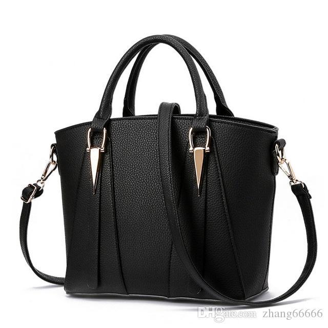 996d8f839f974 2017 New Women Bag Hot Style Fashion Ladies Handbags Women Messenger Bags  Leather Handbag Shoulder Bags Messenger Bags Online with $36.46/Piece on ...