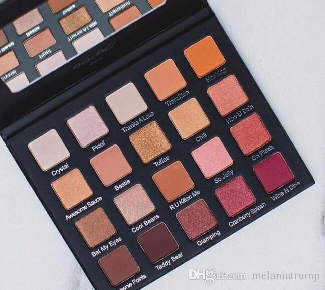 New VIOLET VOSS HOLY GRAIL Pro EYESHADOW PALETTE Limited Edition eyeshadow palette top quality