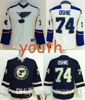 buy online e0e40 4e6c8 st. louis blues 74 t.j. oshie white jersey