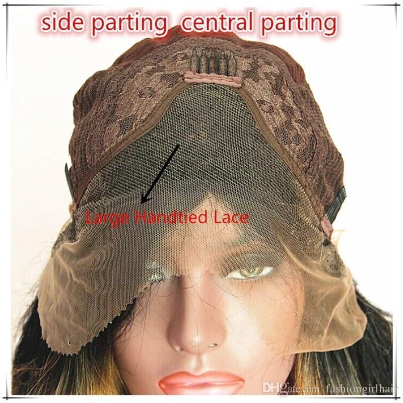 Dark Black Ombre Grey Braid Wig Long Gluelesss Heat Resistant Fiber Synthetic Lace Front Braid Wig brazilian hair Box Braids Wig