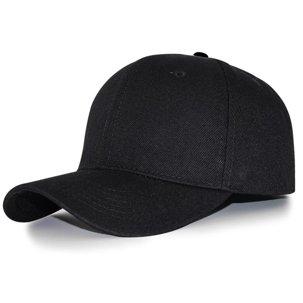 Compre Al Por Mayor 5 Estilo Nuevo Gorra De Béisbol Masculina Negro  Sanpback Blanco Gorra De Béisbol Para Hombres Hombres Mujeres Deporte  Sombrero Femenino ... b1e801354ab