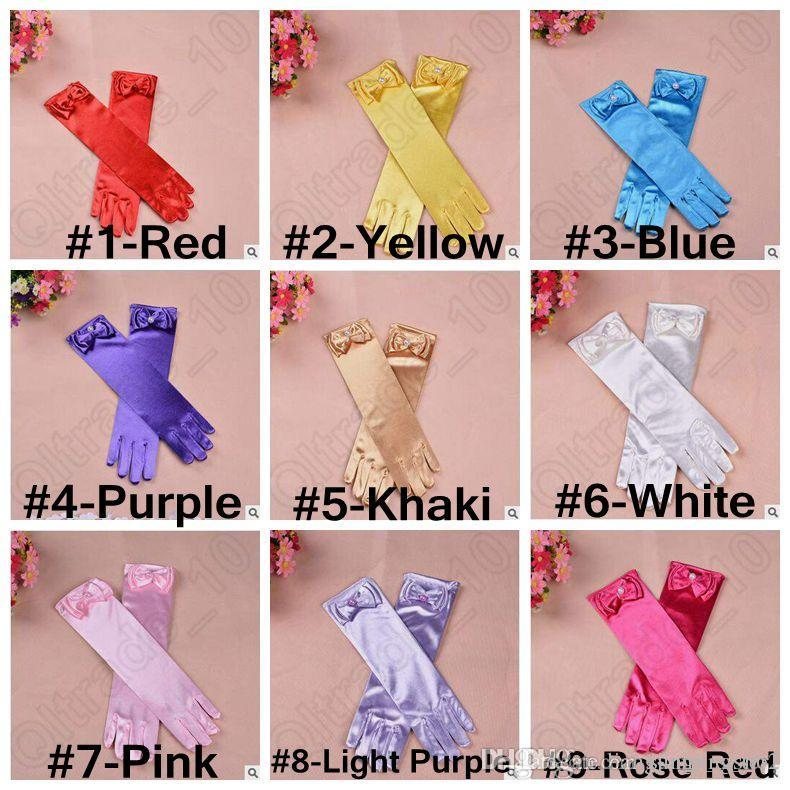 Light Purple Gloves
