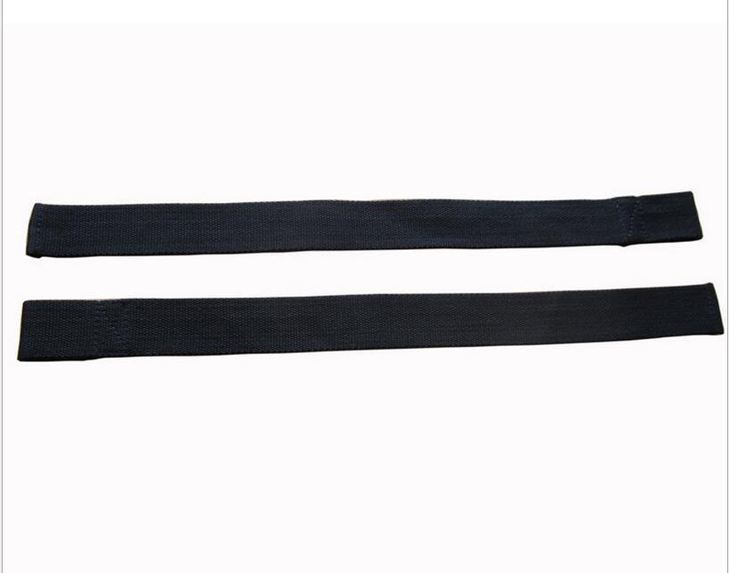 Nouvelle arrivée / paire Haltérophilie Bar poignet main soutien sangle Brace soutien sangles Gym Haltérophilie enveloppez Body Building Grip Gant
