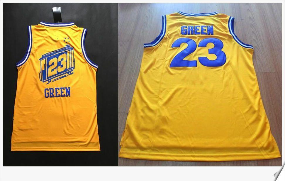 23 Draymond Green Mens Stitched Embroidery Sewed American Vintage  Basketball Vests Shirts Uniforms Sports Team Pro Jerseys Stitched  Basketball Jerseys ... 96afc9d9b