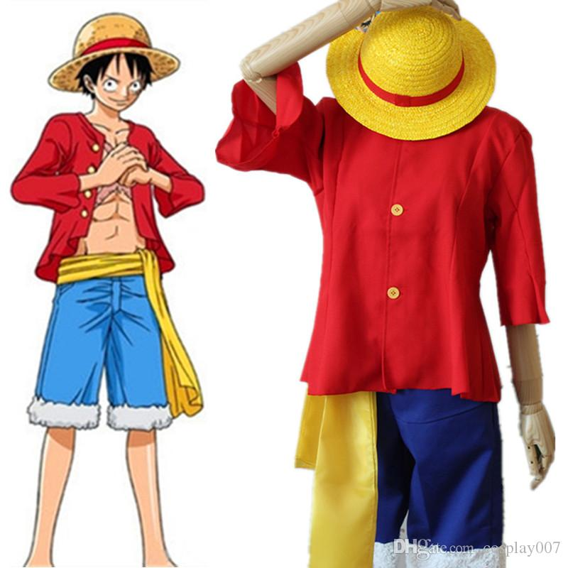 Luffy Gladiator Second Outfit