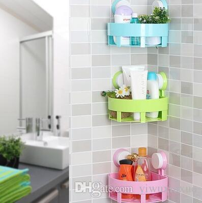 Creative Balcony Hanging Wall Kitchen Storage Rack Mul Tifunctional Free Combination Bathroom Toilet Shelf Bathroom Shelves