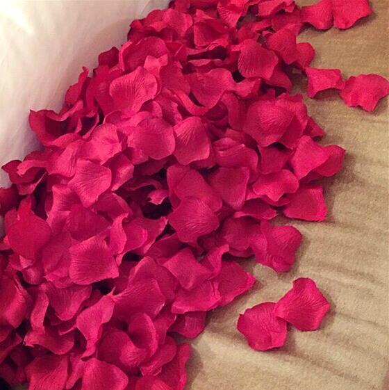 2019 Wholesale Paper Flower Petals Artificial Flowers Decoration