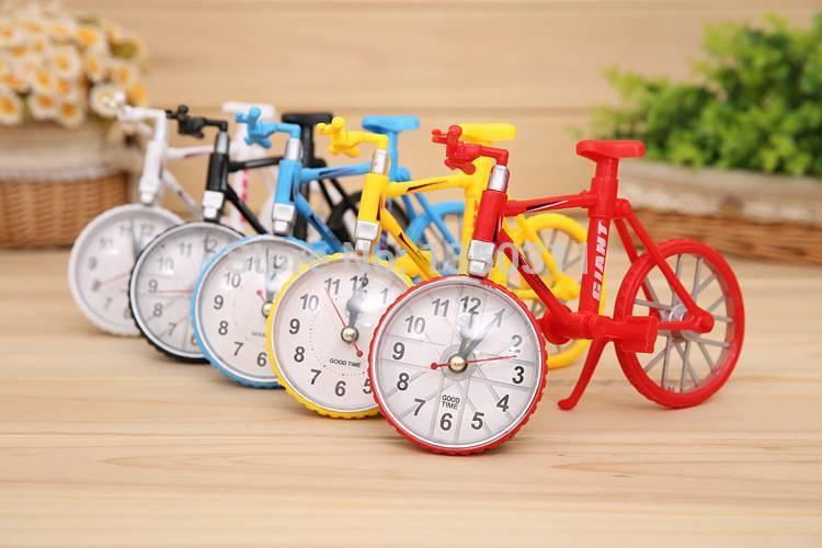 2019 Wholesale OK19AB Bicycle Alarm Students Birthday Gift Handicraft 1 On Behalf Of Small Crafts Gifts Christmas GiftsThe Clock From