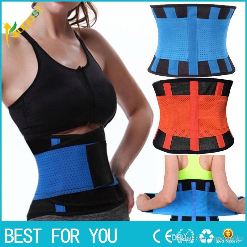 cd45222022 Waist Trainer Cincher Slim Waist Band Orthopedic Back Support Belt With  Best Price From Vapesmoke