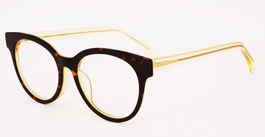 Fashion Big Optical Glasses Frames for Women Men designer eyeglass Stores High Quality Eyewear Spectacles for sale Gafas de sol with case