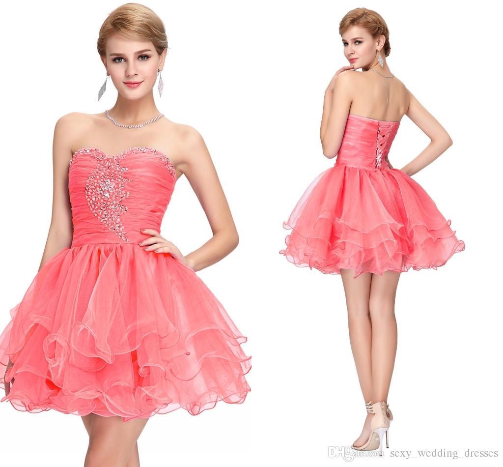 Excepcional Vestidos De Prom Tiendas De Envío Ilustración ...