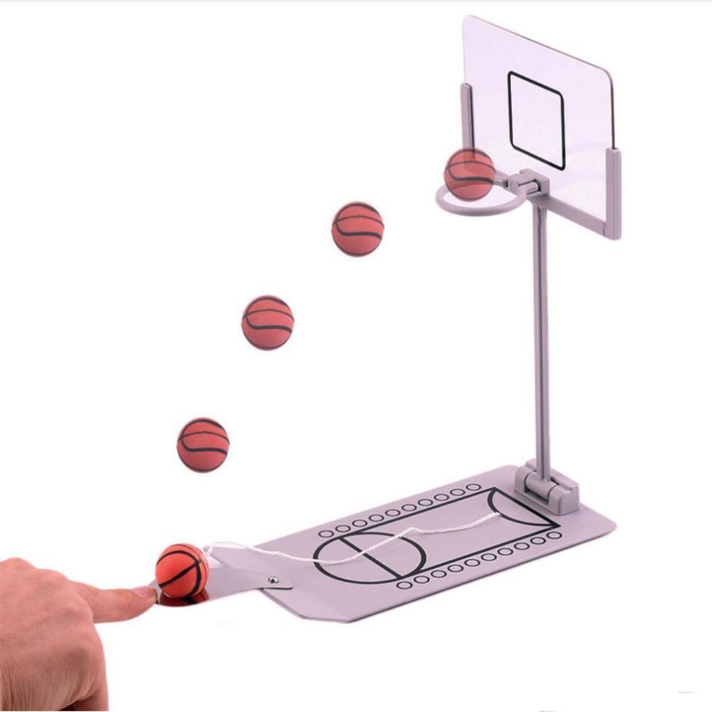 Christmas Gifts Mini Wooden Desktop Basketball Game Kids Children ...