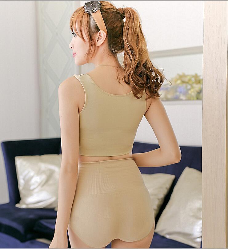 8465ee1887 Wholesale- Women Shapewear Push Up Breast Support Slim Bra Shapers ...