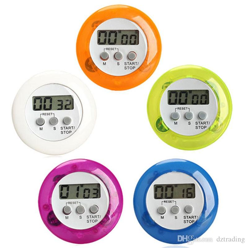 2017 Novelty Digital Kitchen Timer Kitchen Helper Mini Digital Lcd Kitchen  Count Down Clip Timer Alarm From Dztrading, $302.82 | Dhgate.Com